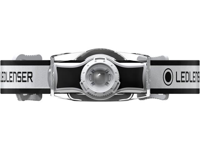 Led Lenser MH3 Otsalamppu , musta